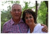 ZOE Ministries Spain Team - Dick and Ginny Chanda