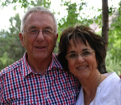 Dick and Ginny Chanda - Founders and Directors