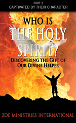 "Purchase ""Who Is the Holy Spirit eBook"